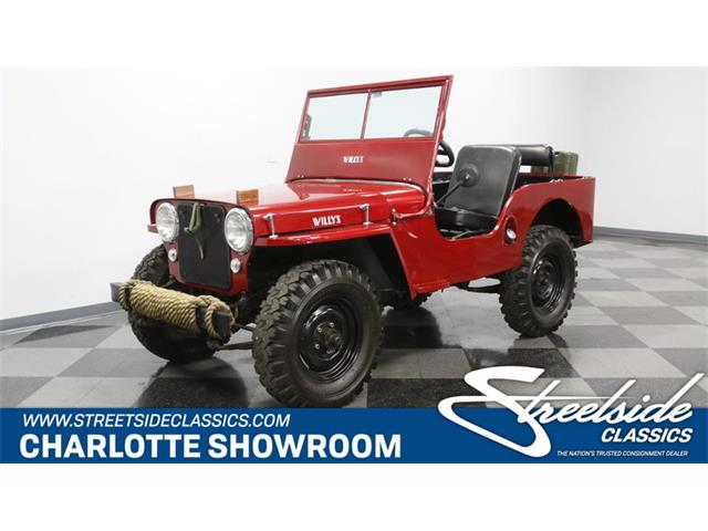 Picture of Classic '47 Willys Jeep Offered by  - NPZ4