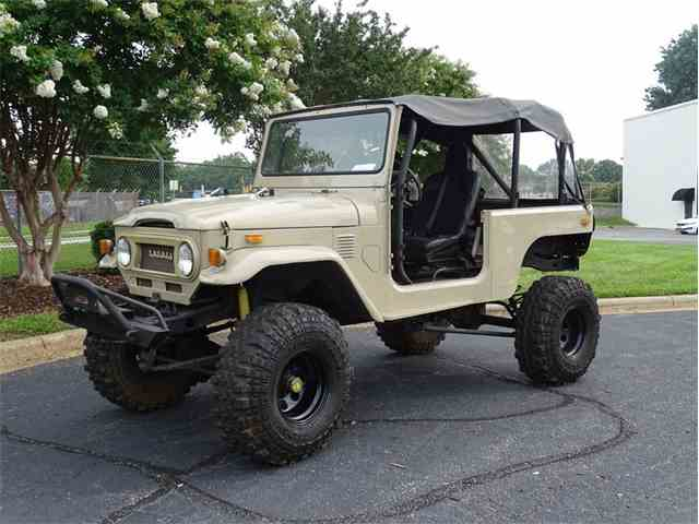 Picture of '73 Land Cruiser FJ - NPZ8