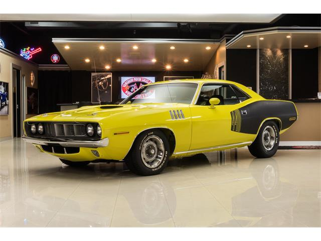 1971 Plymouth Barracuda for Sale on ClassicCars.com