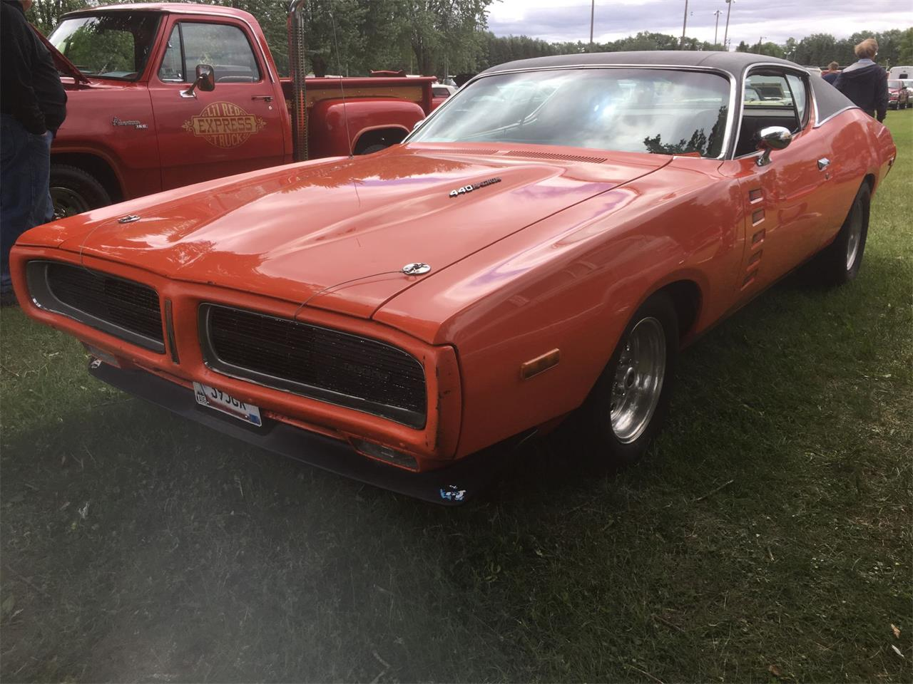 Large Picture of '71 Charger - NPZS