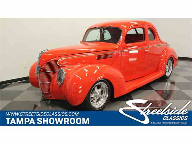 Picture of Classic 1939 Ford Business Coupe - NLAF