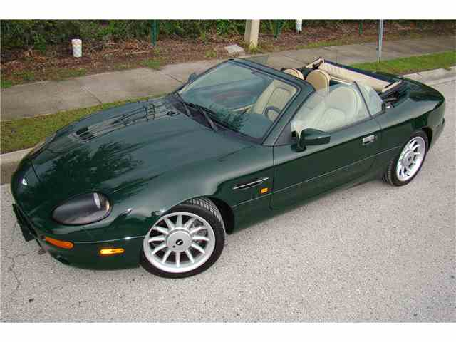 Picture of '97 DB 7 VOLANTE located in Connecticut Auction Vehicle - NKTG