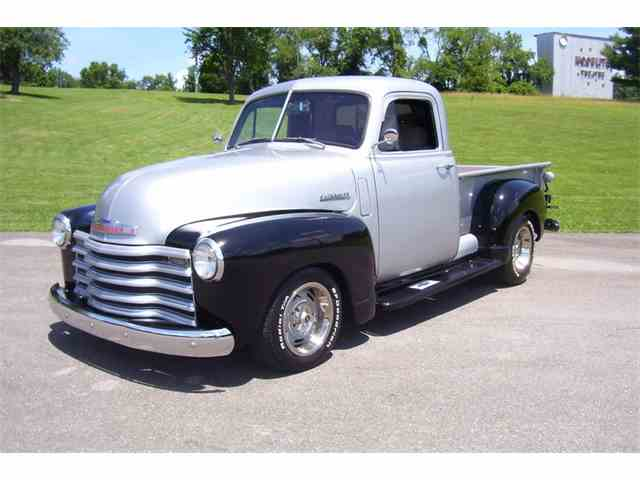 1952 Chevrolet 3100 for Sale on ClicCars.com