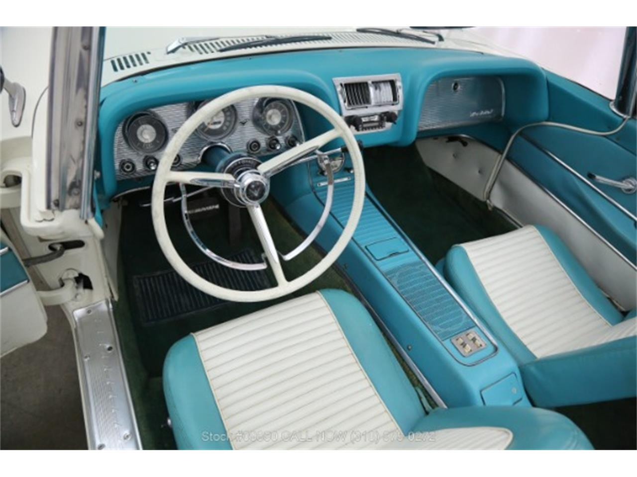 Large Picture of '58 Thunderbird - NQ1G