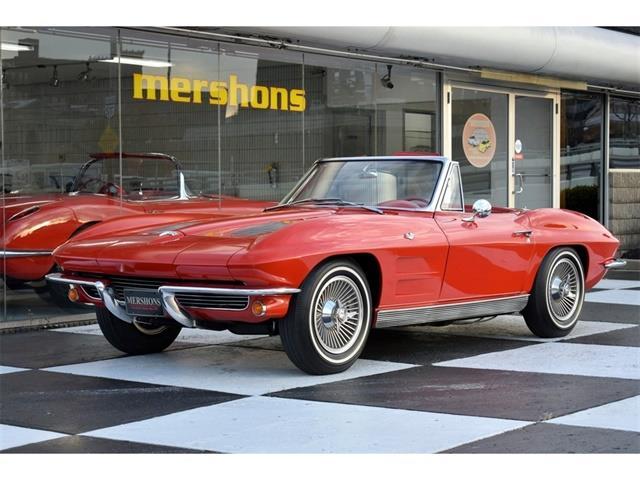 Picture of 1963 Chevrolet Corvette located in Springfield Ohio - NQ23