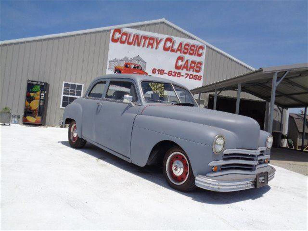 Large Picture of Classic '49 Plymouth Street Rod - $5,550.00 - NQ2V