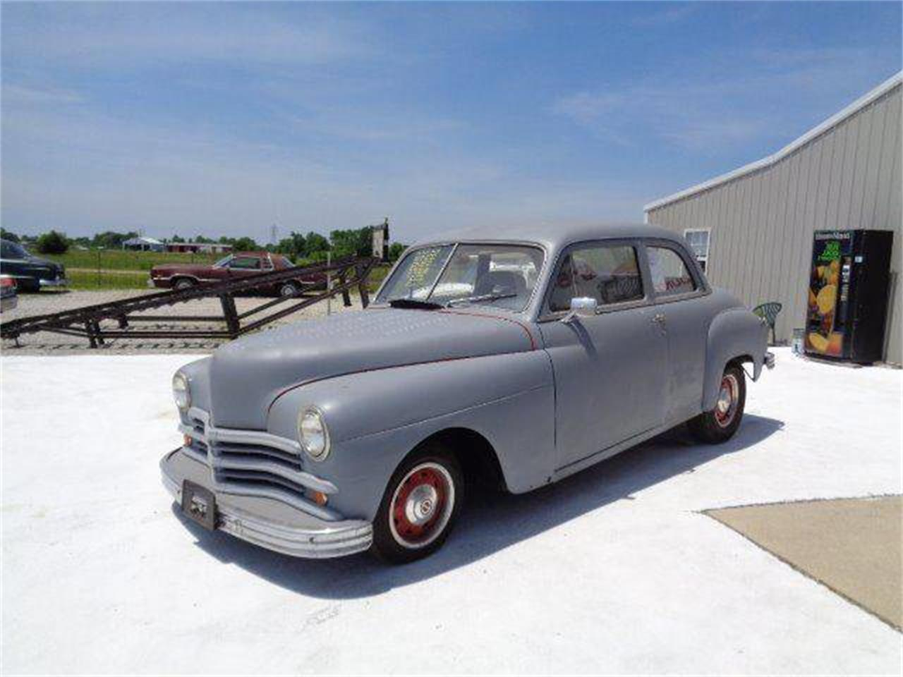 Large Picture of '49 Street Rod located in Illinois Offered by Country Classic Cars - NQ2V
