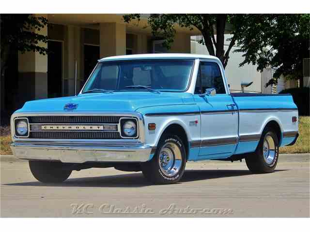 Picture of '69 C10 - NQ2Z