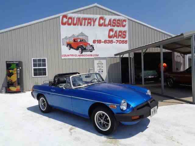 Picture of '79 MGB - NQ31