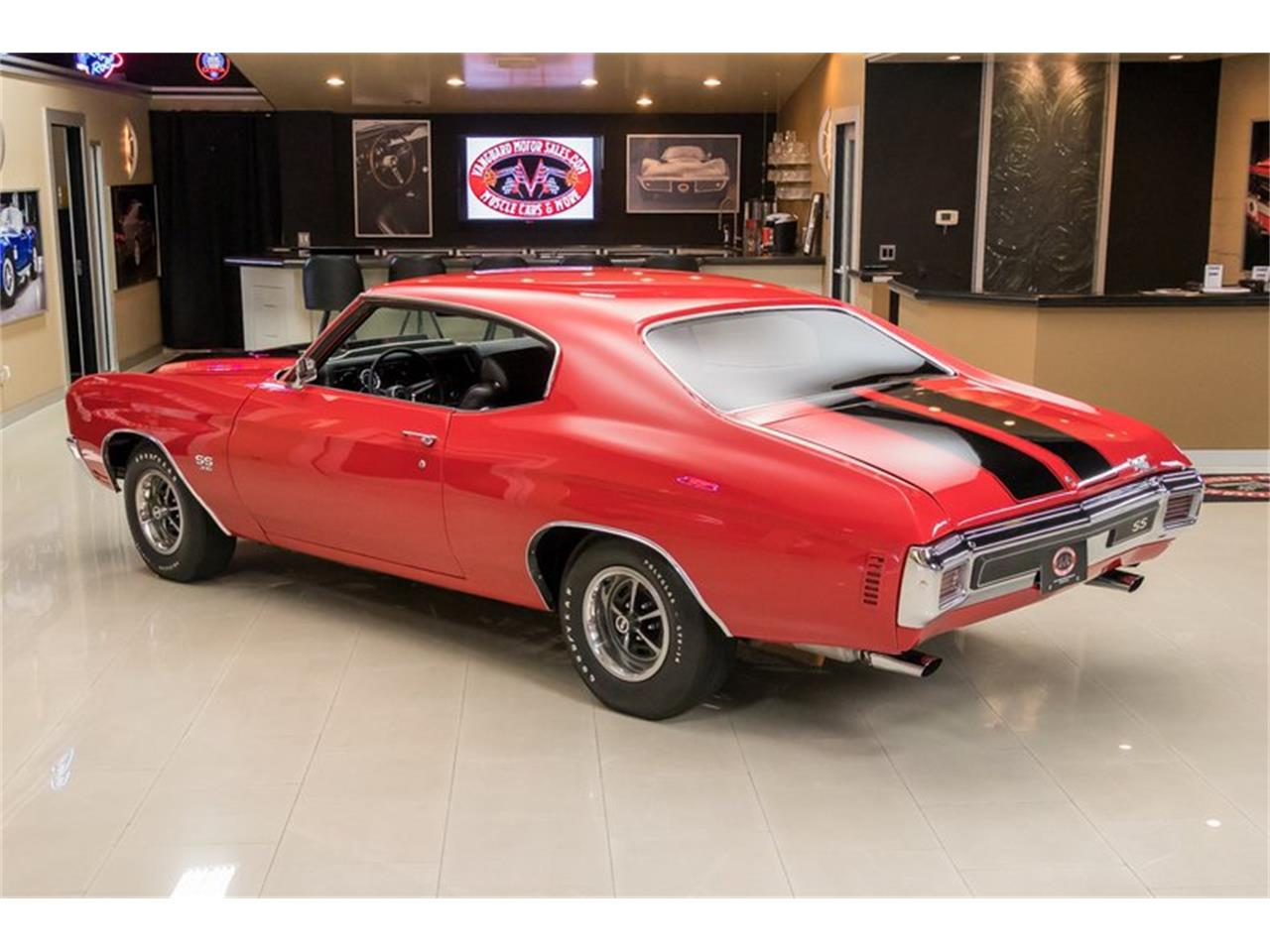 Large Picture of 1970 Chevelle located in Michigan - $69,900.00 Offered by Vanguard Motor Sales - NQ35