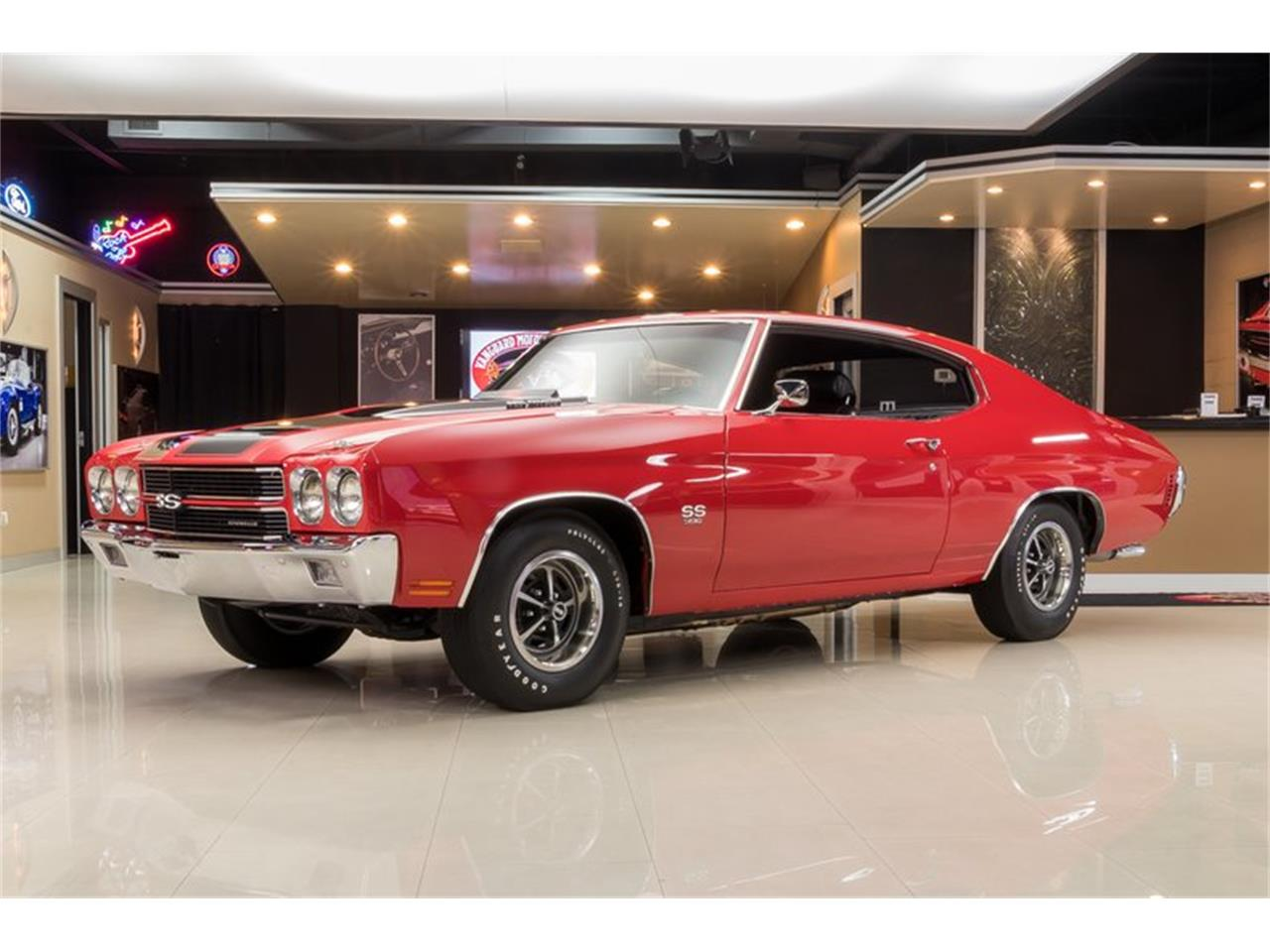 Large Picture of Classic 1970 Chevelle Offered by Vanguard Motor Sales - NQ35