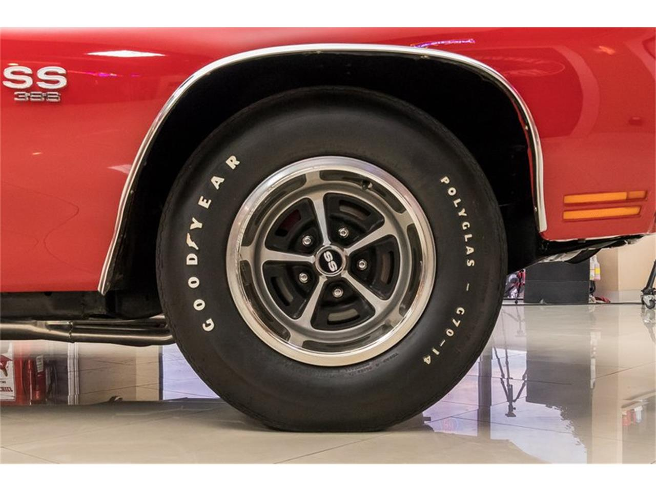 Large Picture of Classic '70 Chevrolet Chevelle located in Michigan - $69,900.00 Offered by Vanguard Motor Sales - NQ35