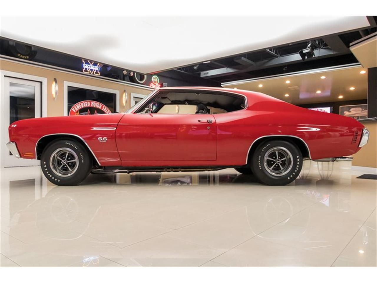 Large Picture of Classic '70 Chevrolet Chevelle - $69,900.00 Offered by Vanguard Motor Sales - NQ35