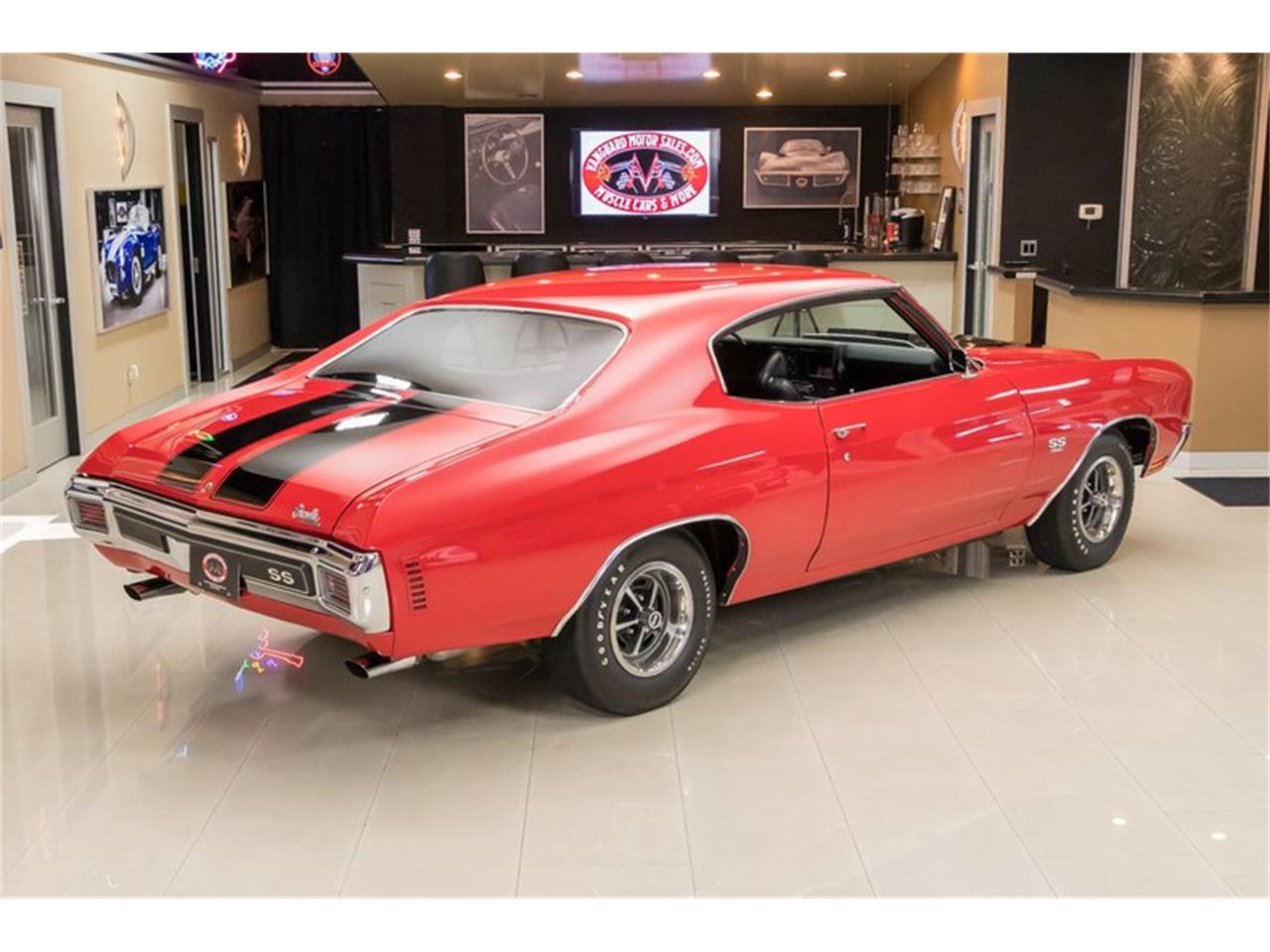 Large Picture of 1970 Chevrolet Chevelle located in Michigan - $69,900.00 Offered by Vanguard Motor Sales - NQ35