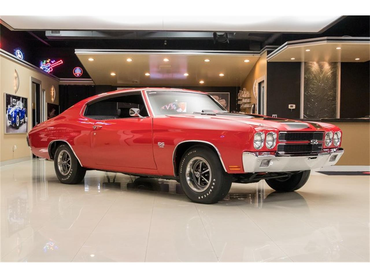 Large Picture of '70 Chevelle located in Plymouth Michigan - $69,900.00 Offered by Vanguard Motor Sales - NQ35