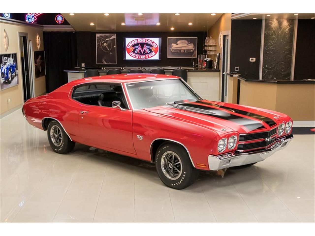 Large Picture of Classic 1970 Chevelle located in Michigan - NQ35