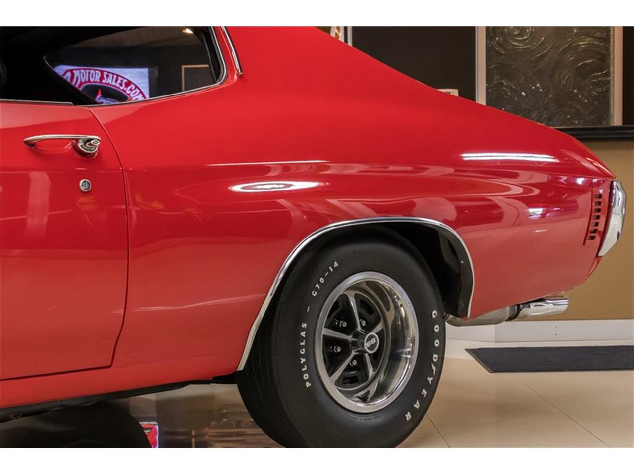 Large Picture of Classic 1970 Chevelle - NQ35