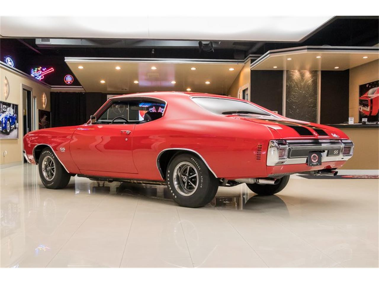 Large Picture of 1970 Chevrolet Chevelle - NQ35