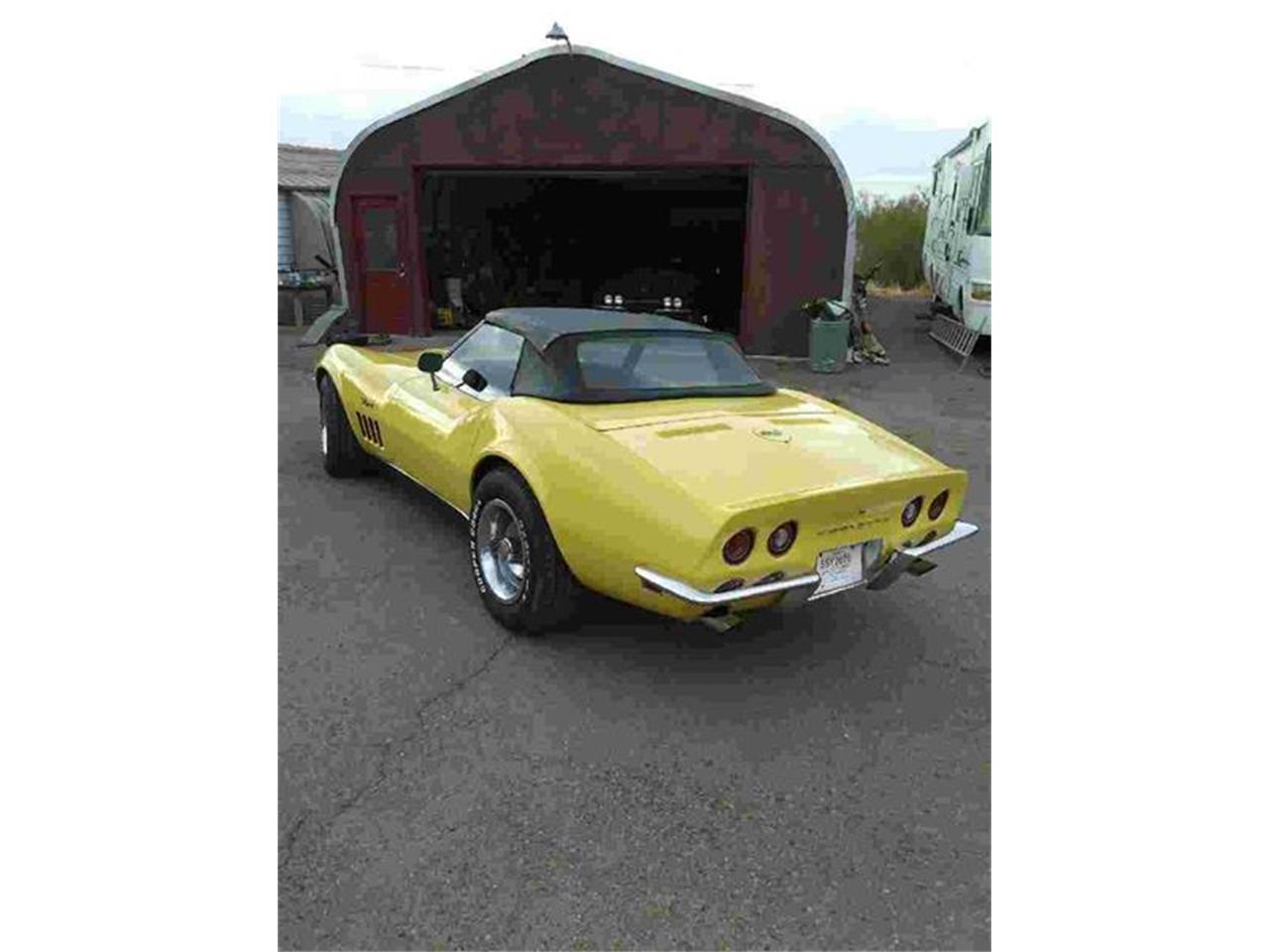 Large Picture of '69 Corvette - NQ41