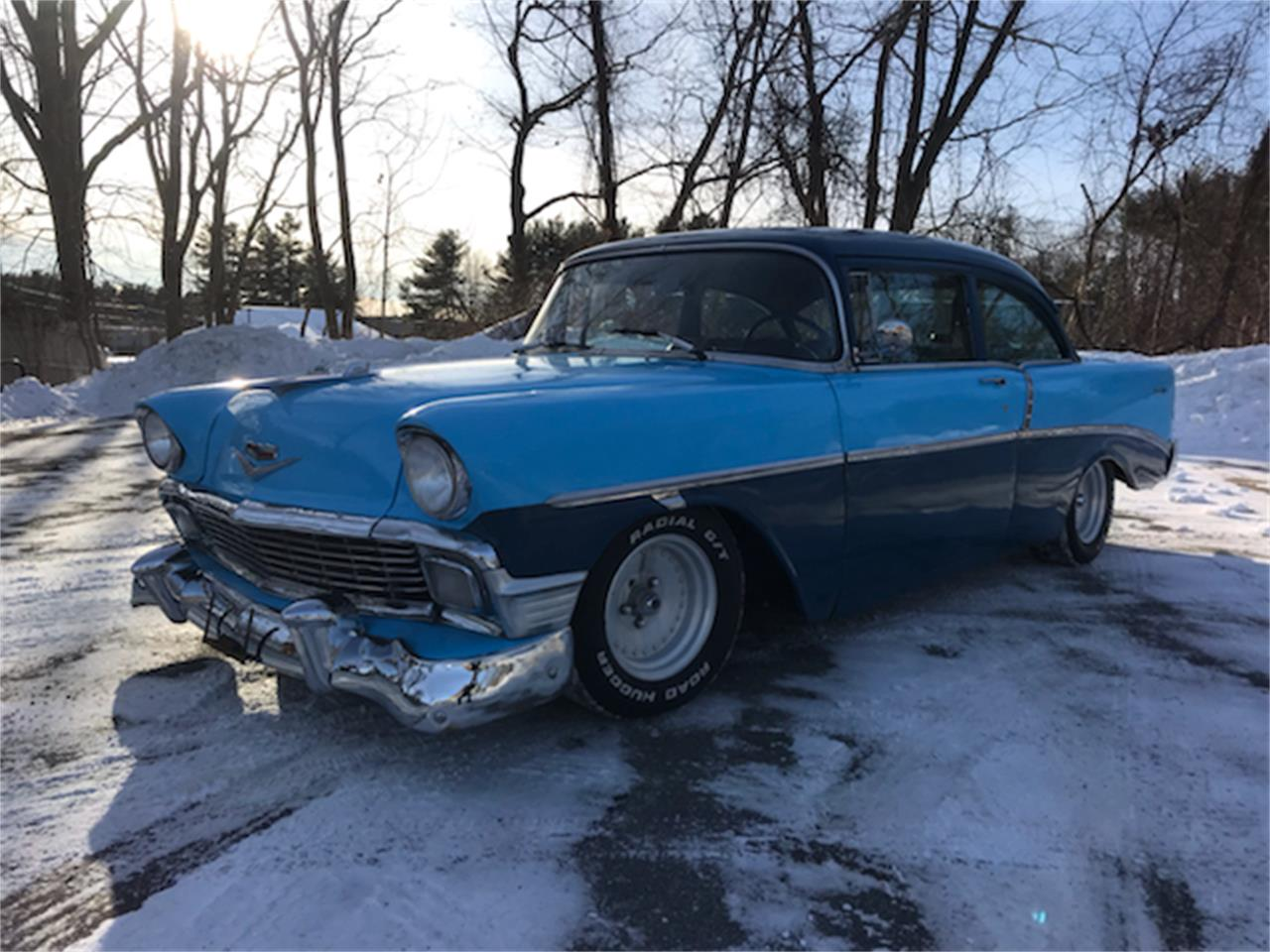 Large Picture of Classic 1956 Bel Air - $18,900.00 Offered by B & S Enterprises - NQ42