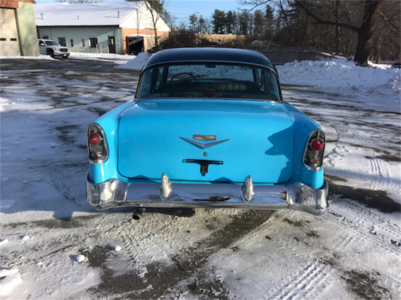 Large Picture of 1956 Chevrolet Bel Air Offered by B & S Enterprises - NQ42