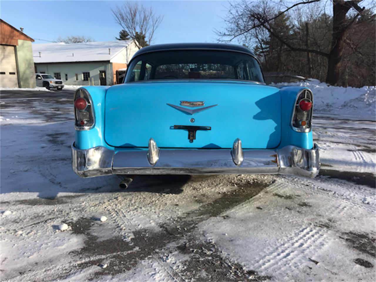 Large Picture of Classic 1956 Bel Air - NQ42