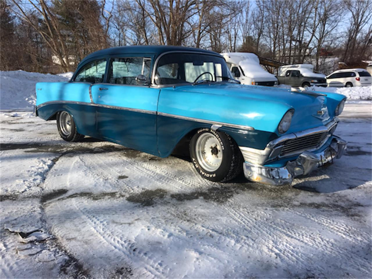Large Picture of Classic '56 Bel Air - $18,900.00 - NQ42