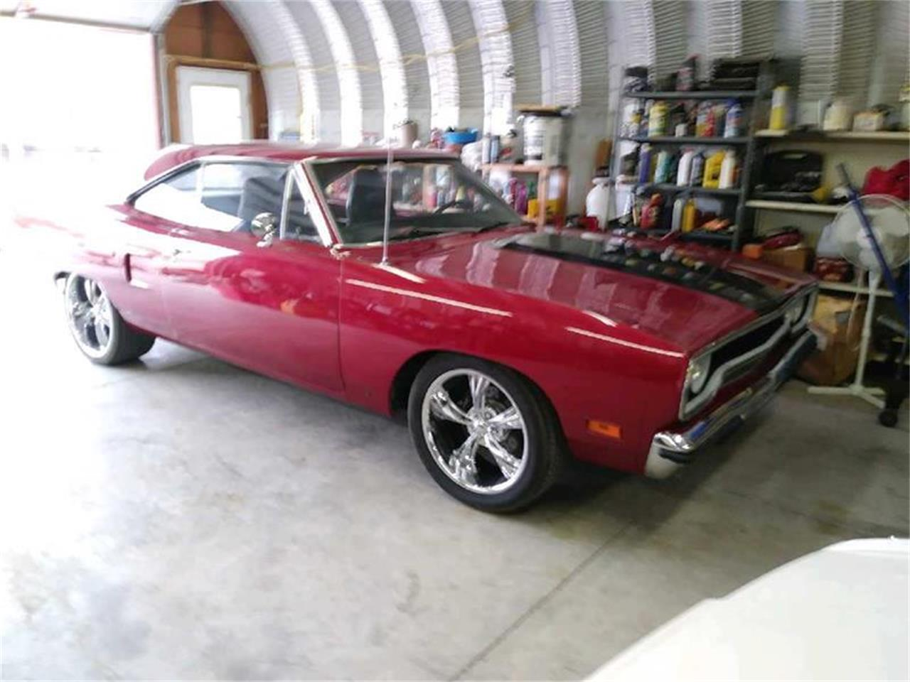 Large Picture of Classic 1970 Plymouth Road Runner - $87,000.00 - NQ4F