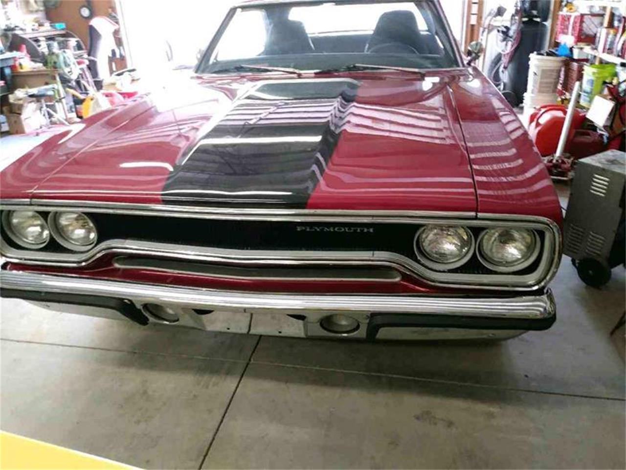 Large Picture of Classic 1970 Plymouth Road Runner - NQ4F