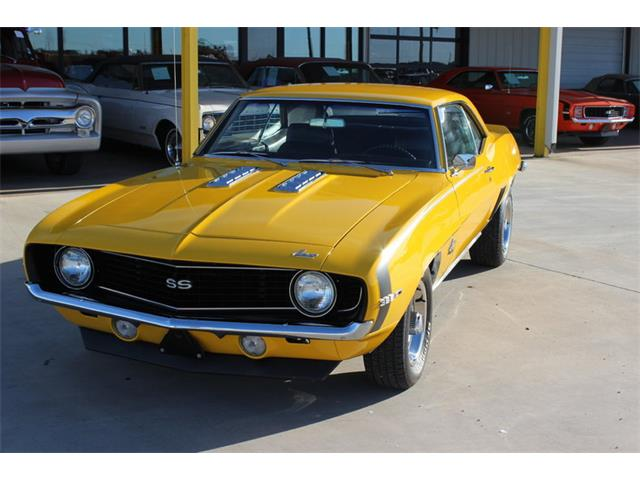 Picture of Classic 1969 Chevrolet Camaro Offered by  - NQ4N