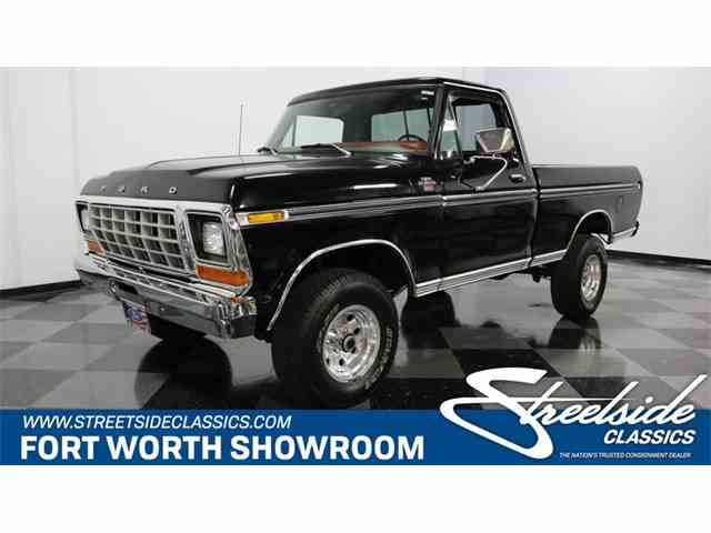 Picture of '78 F100 - NQ4P