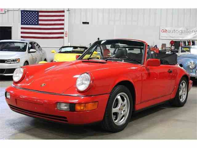 Classic Porsche For Sale On ClassicCars