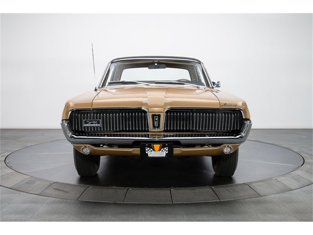 Large Picture of '68 Cougar - NLAX