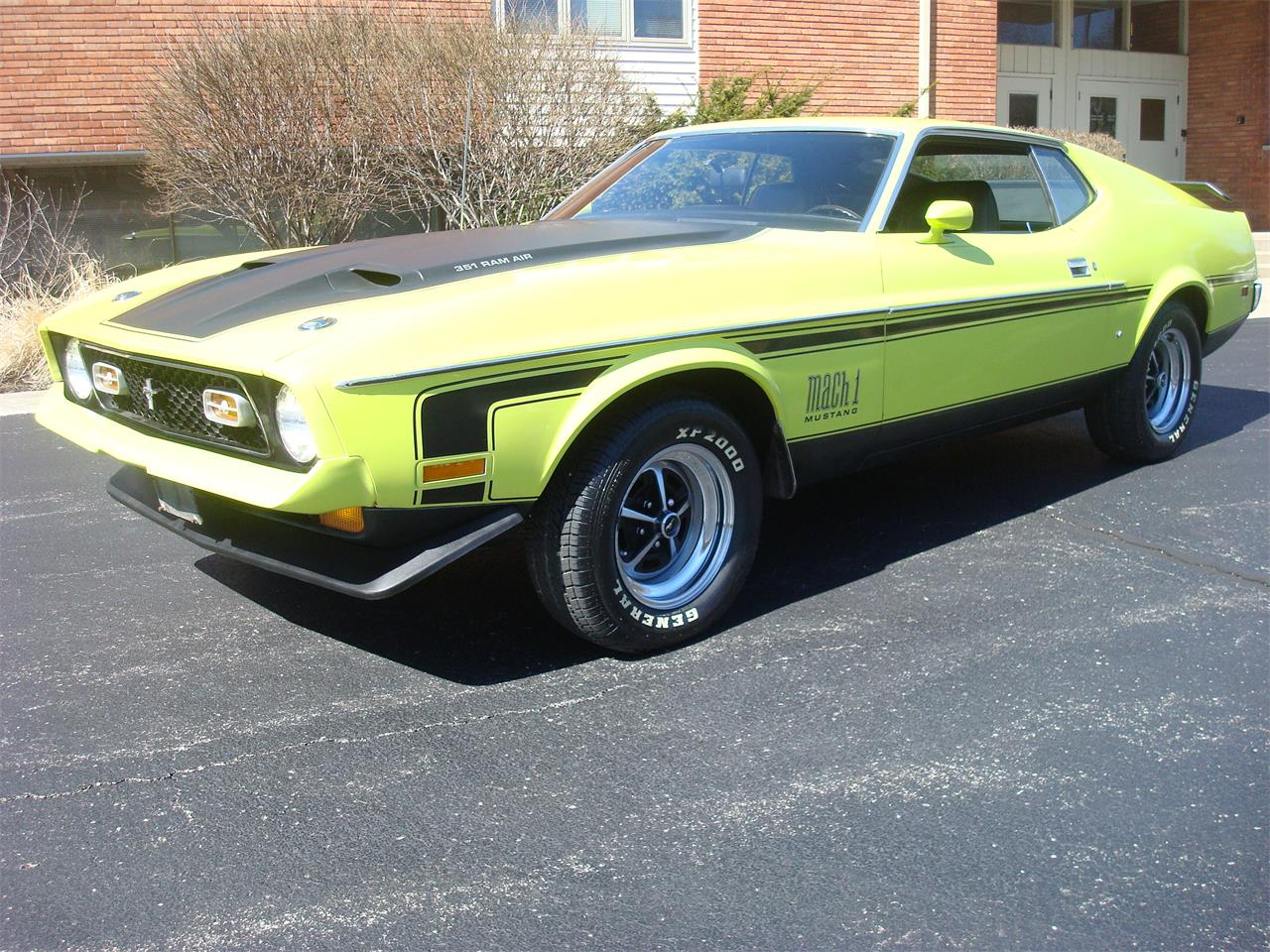 Large Picture of '72 Mustang - $28,500.00 Offered by Naperville Auto Haus - NQ5T