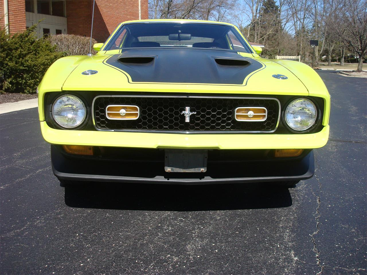 Large Picture of Classic 1972 Mustang - $28,500.00 - NQ5T