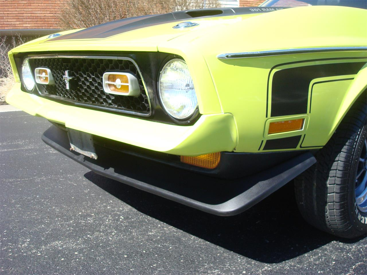 Large Picture of '72 Mustang located in Illinois - $28,500.00 Offered by Naperville Auto Haus - NQ5T