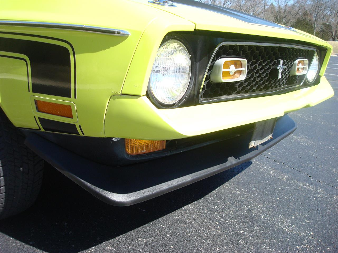 Large Picture of '72 Mustang Offered by Naperville Auto Haus - NQ5T