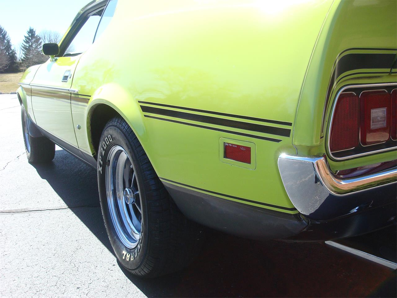 Large Picture of Classic 1972 Ford Mustang - NQ5T