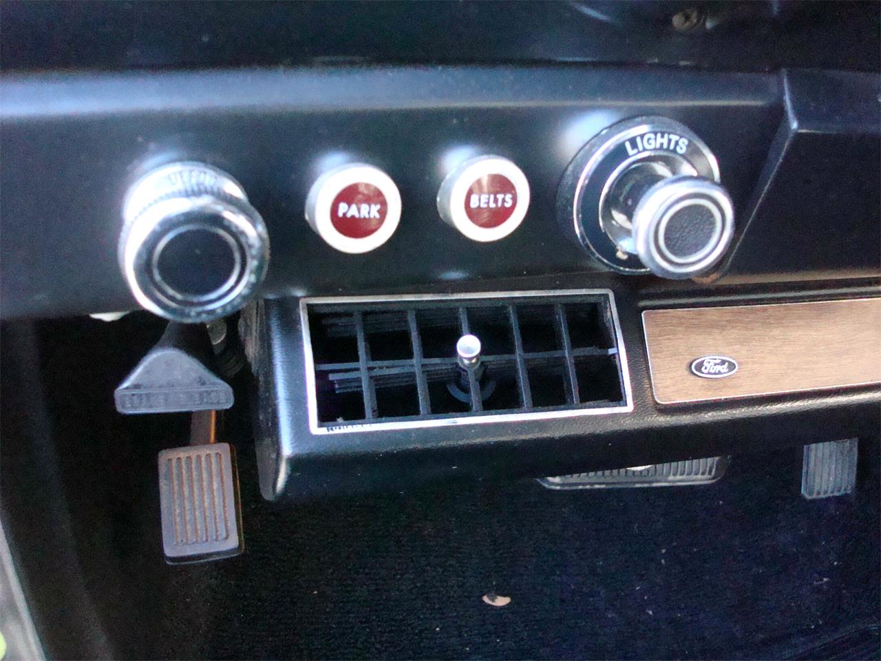 Large Picture of '72 Ford Mustang located in naperville Illinois Offered by Naperville Auto Haus - NQ5T