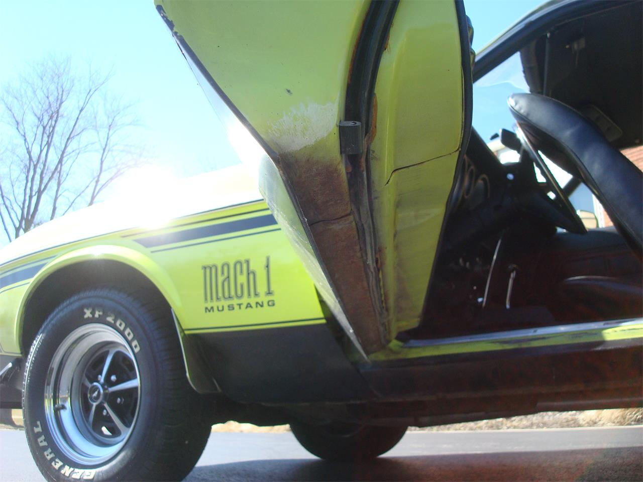Large Picture of 1972 Mustang located in naperville Illinois - $28,500.00 - NQ5T