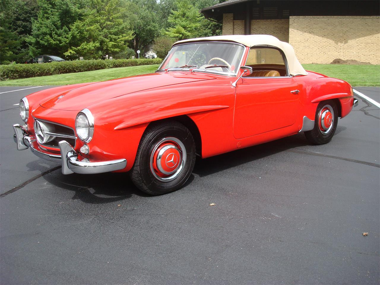 Large Picture of 1958 Mercedes-Benz 190SL - NQ5X