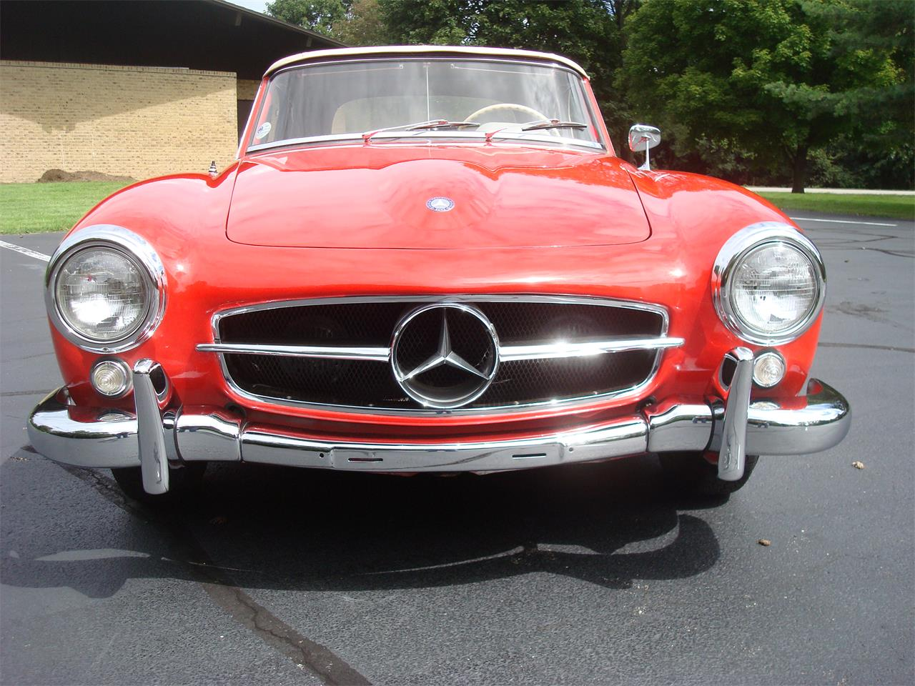 Large Picture of Classic 1958 190SL Offered by Naperville Auto Haus - NQ5X