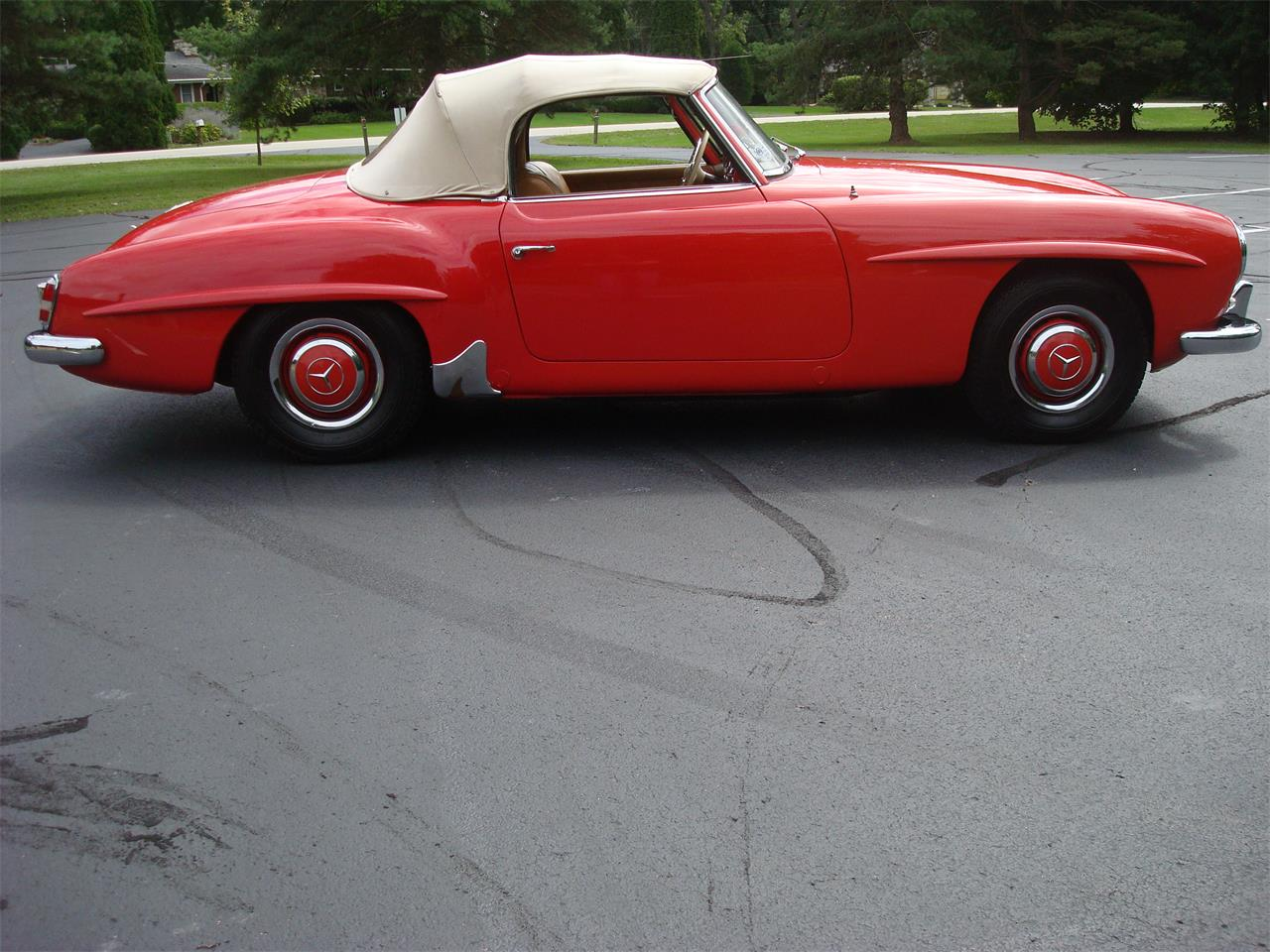 Large Picture of 1958 190SL Offered by Naperville Auto Haus - NQ5X