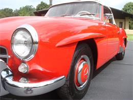Picture of Classic '58 190SL Offered by Naperville Auto Haus - NQ5X