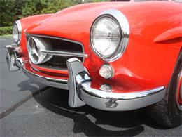 Picture of Classic 1958 190SL located in naperville Illinois - $170,000.00 Offered by Naperville Auto Haus - NQ5X