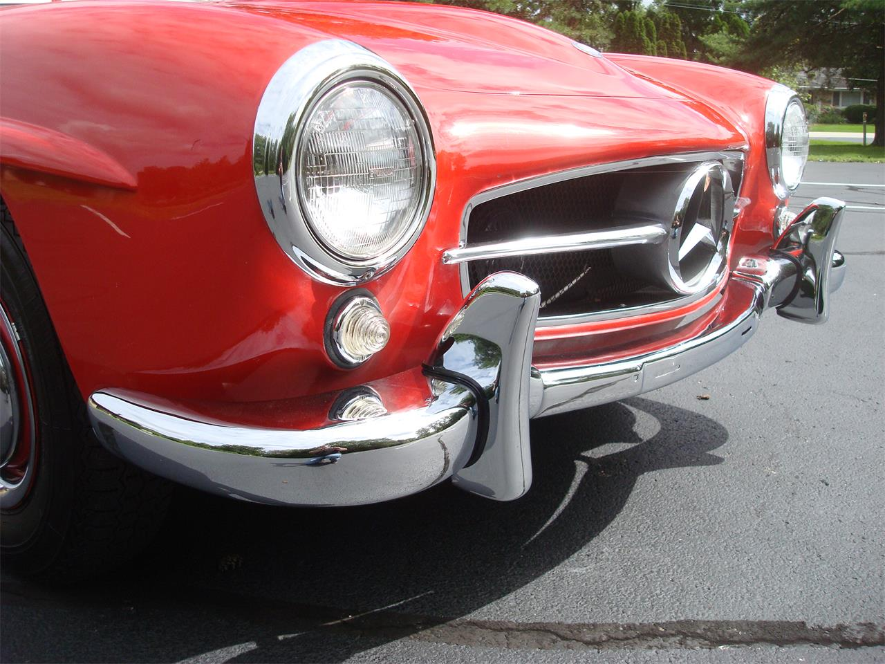 Large Picture of '58 190SL - $170,000.00 - NQ5X