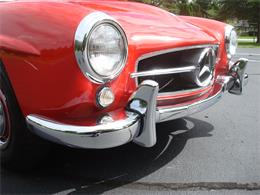 Picture of Classic '58 190SL located in Illinois - $170,000.00 Offered by Naperville Auto Haus - NQ5X