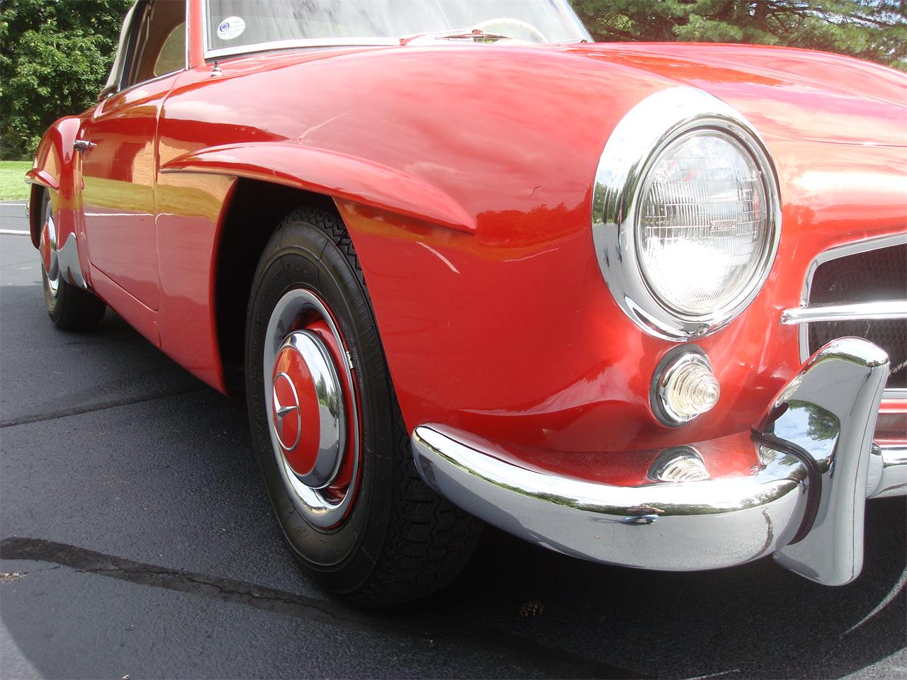Large Picture of Classic '58 Mercedes-Benz 190SL - $170,000.00 Offered by Naperville Auto Haus - NQ5X
