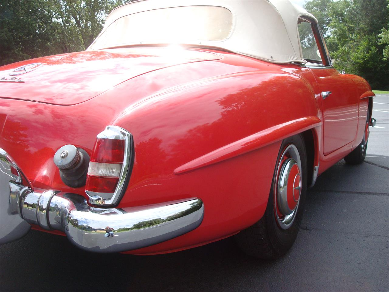 Large Picture of Classic 1958 Mercedes-Benz 190SL - $170,000.00 - NQ5X