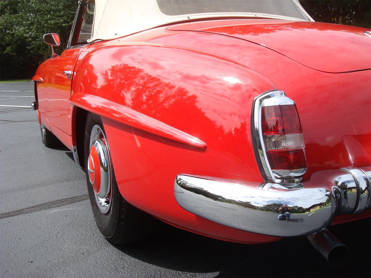 Large Picture of 1958 Mercedes-Benz 190SL Offered by Naperville Auto Haus - NQ5X